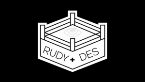 Rudy and Des Logo