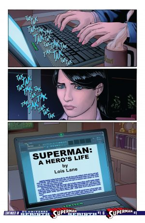 Superman #52 spoilers DC Comics Rebirth 11