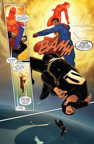 Superman #52 spoilers DC Comics Rebirth 3