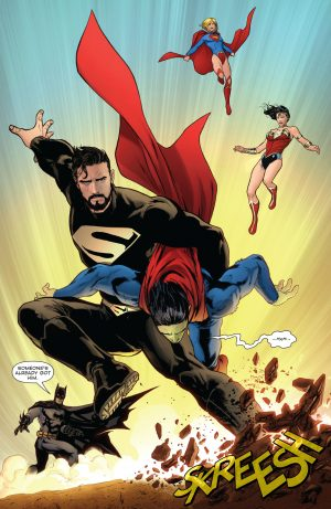 Superman #52 spoilers DC Comics Rebirth 5