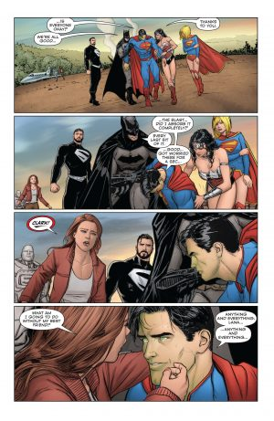 Superman #52 spoilers DC Comics Rebirth 6
