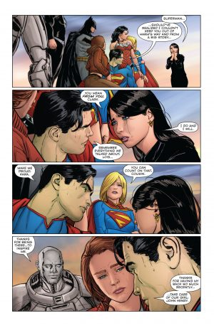Superman #52 spoilers DC Comics Rebirth 7