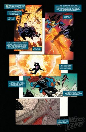 Superman Rebirth #1 spoilers preview 3