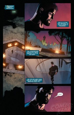 Superman Rebirth #1 spoilers preview 4