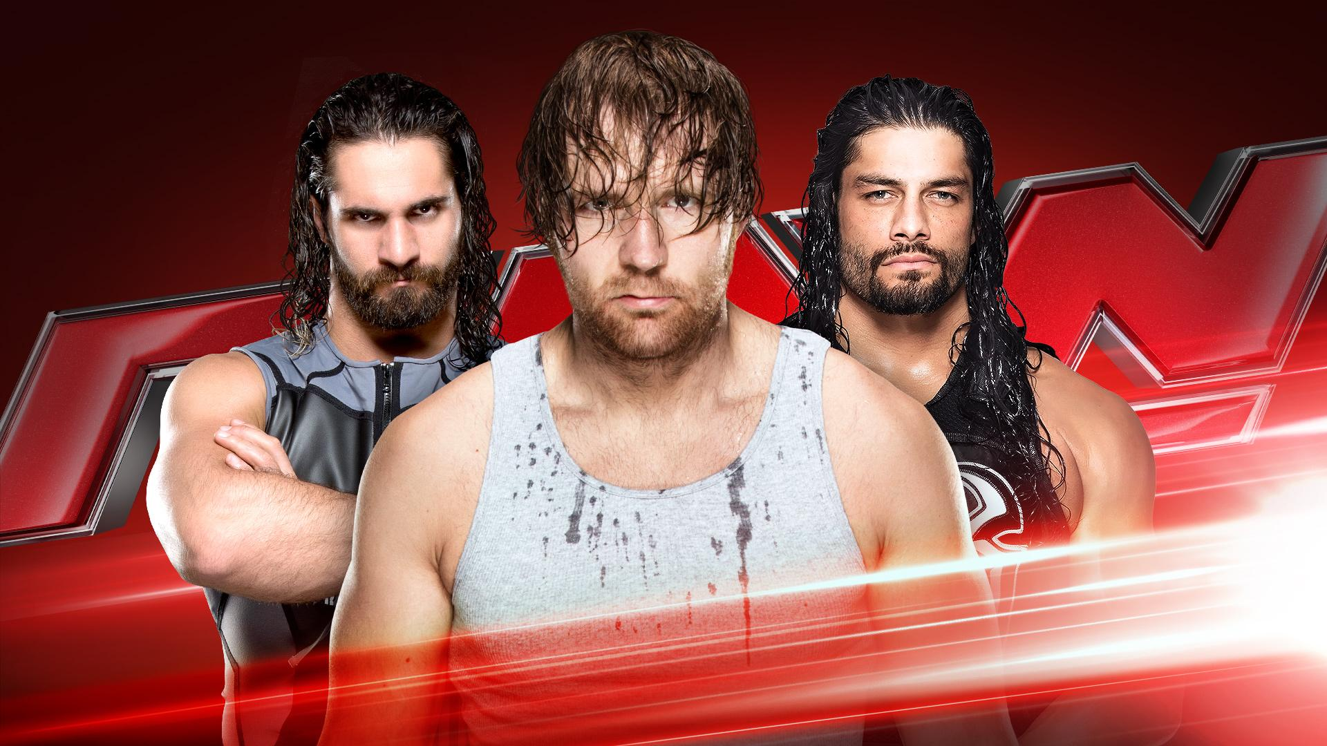 Wwe Monday Night Raw 13 06 2016