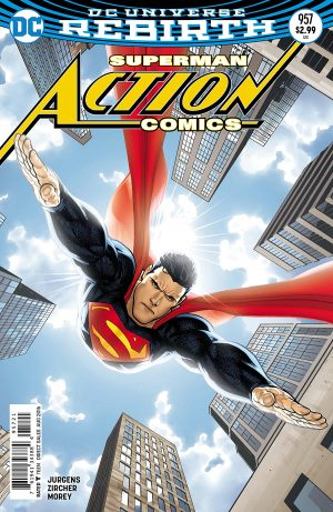 Action Comics #957 Superman DC Rebirth spoilers preview 2