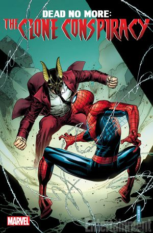 Amazing Spider-Man Dead No More Clone Conspiracy