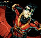 Brett Booth Tim Drake Red Robin DC Comics