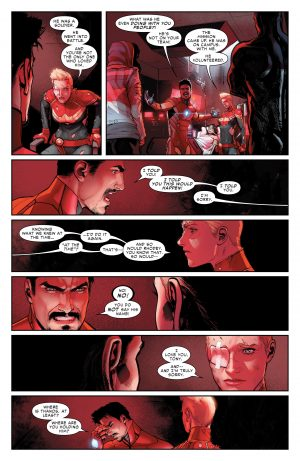Civil War II #1 spoilers review Marvel Comics Now 2