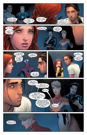 Civil War II #1 spoilers review Marvel Comics Now A