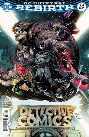Detective Comics #934 Batman DC Rebirth spoilers preview 1