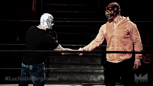 Rey Mysterio Prince Puma Ultima Lucha Dos is Set LU S2
