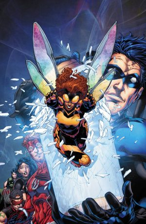 Titans #3 DC Comics Rebirth