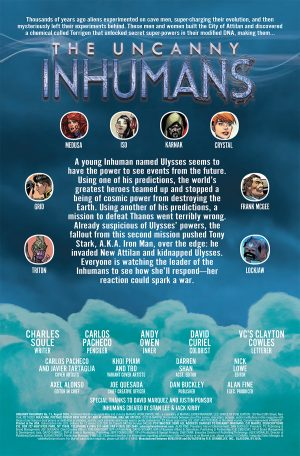Uncanny Inhumans #11 spoilers preview 3