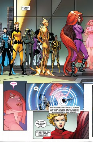 Uncanny Inhumans #11 spoilers preview 5