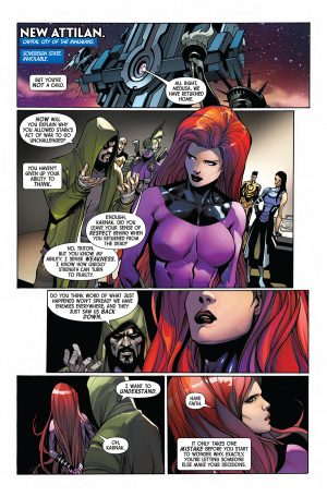 Uncanny Inhumans #11 spoilers preview 7