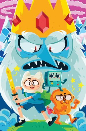 Adventure Time Comics 1