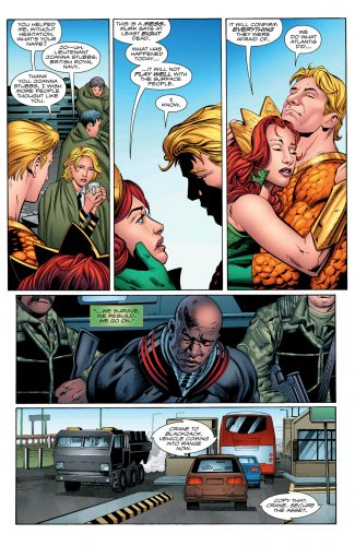 Aquaman #2 DC Comics Rebirth spoilers 1