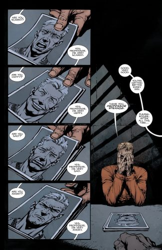 Batman #2 DC Comics Rebirth spoilers 1