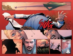 Civil War II #3 spoilers 2