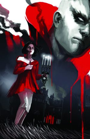 Deadman Dark Mansion of Forbidden Love #1