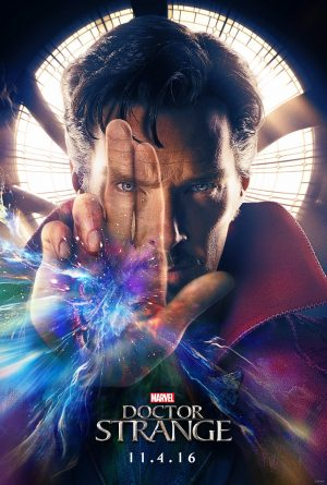 Doctor Strange movie poster 2016
