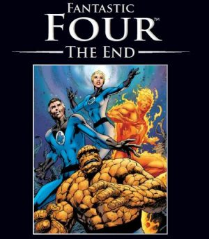 Fantastic Four the end comic