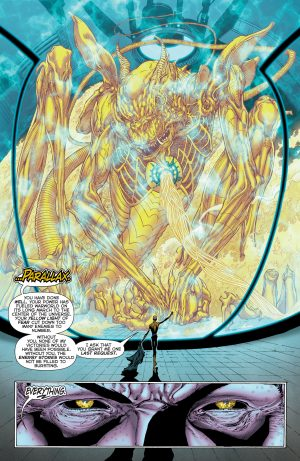 Hal Jordan and the Green Lantern Corps Rebirth #1 spoilers 6