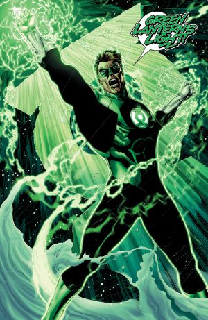 Hal Jordan and the Green Lantern Corps Rebirth #1 spoilers 8