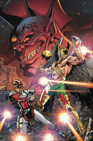Hawkman Adam Strange Out of Time #1