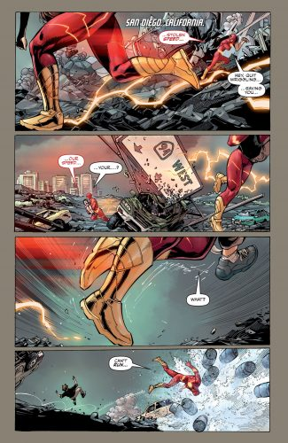 Justice League #1 Rebirth DC Comics Spoilers 5