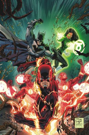 Justice League #2-3 DC Rebirth