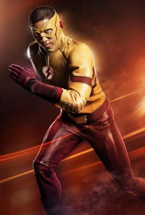 Kid Flash 1 CW The Flash Season 3 A