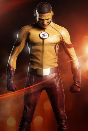Kid Flash 1 CW The Flash Season 3 B