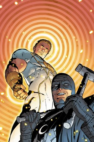 Midnighter and Apollo mini-series DC Comics Rebirth
