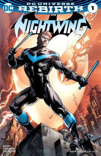 Nightwing #1 DC Comics Rebirth Spoilers 2