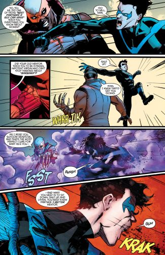 Nightwing #1 DC Comics Rebirth Spoilers 5