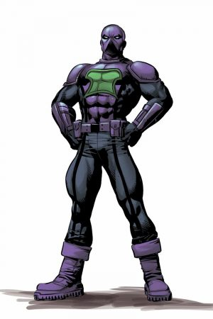 Prowler Marvel Now 2016 Amazing Spider-Man