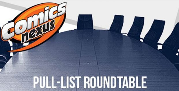 Pull-list roundtable banner comics big