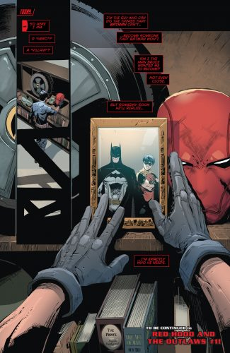 Red Hood and the Outlaws Rebirth #1 Spoilers DC Comics 12