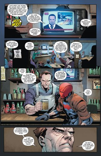 Red Hood and the Outlaws Rebirth #1 Spoilers DC Comics 5