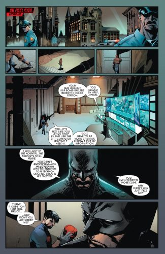 Red Hood and the Outlaws Rebirth #1 Spoilers DC Comics 9