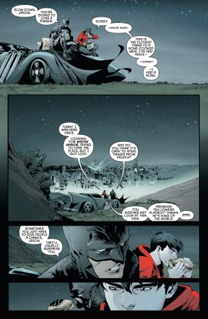 Red Hood and the Outlaws Rebirth #1 spoilers DC Comics preview 6