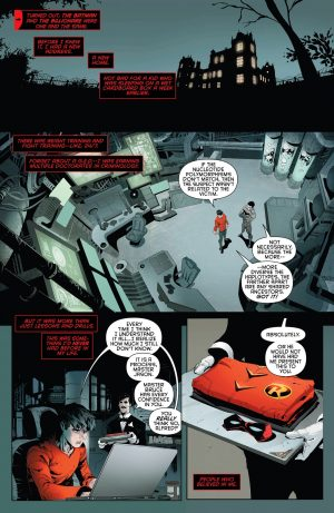 Red Hood and the Outlaws Rebirth #1 spoilers DC Comics preview 7