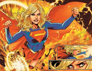 Supergirl #1 DC Comics Rebirth 1