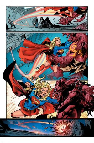 Supergirl #1 DC Comics Rebirth 2