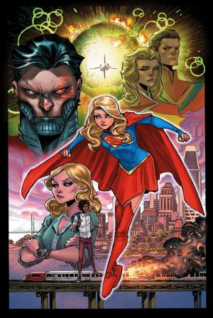 Supergirl #1 DC Comics Rebirth 3