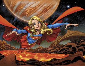 Supergirl #1 DC Comics Rebirth 4