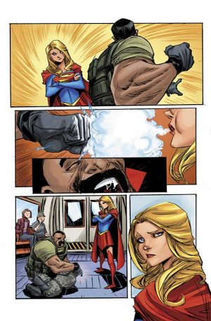 Supergirl #1 DC Comics Rebirth 6