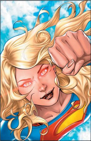 Supergirl #1 DC Comics Rebirth 8